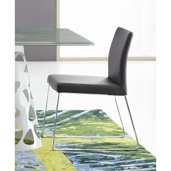 Riel Upholstered Dining Chair (Set of 2) by Brayden Studio