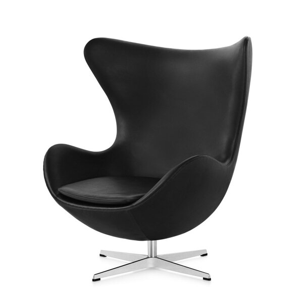 Tomko Swivel Lounge Chair by Orren Ellis