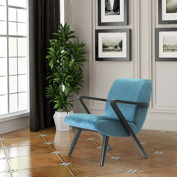 Enfield Armchair by Corrigan Studio