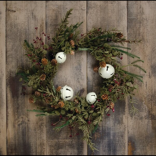 Bell 20 Pine Wreath by The Holiday Aisle