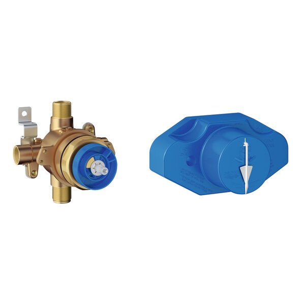 Grohsafe Universal Pressure Balance Rough-In Valve by Grohe