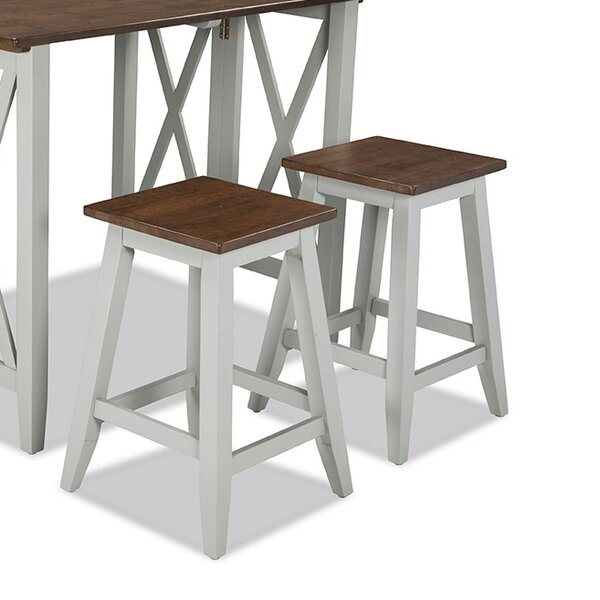 Small Space Living Bar Stool (Set of 2) by Imagio Home by Intercon