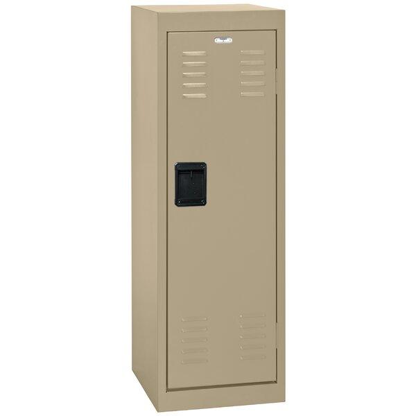 1 Tier 1 Wide School Locker by Sandusky Cabinets