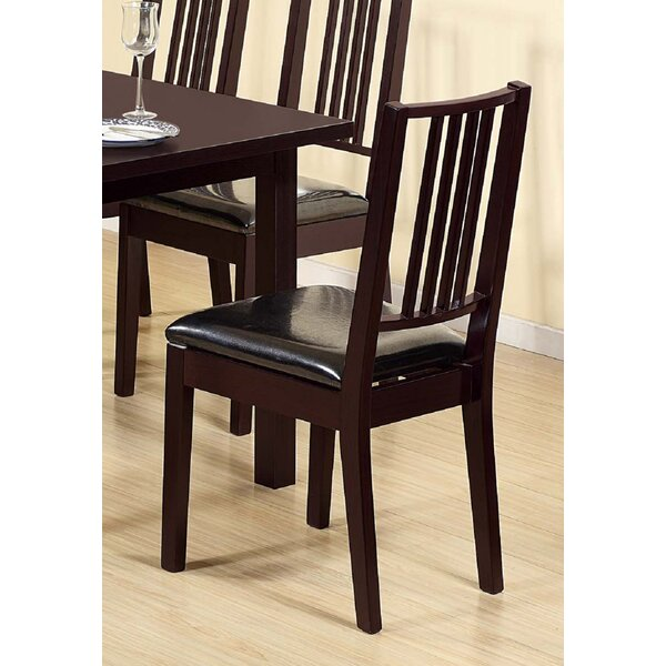 Centeio Tufted Upholstered Slat Back Parsons Dining Chair by Red Barrel Studio Red Barrel Studio
