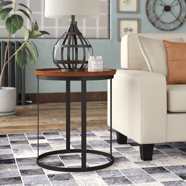 Willeford End Table by Trent Austin Design