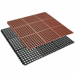 Interlocking Rubber Floor Mats | Wayfair