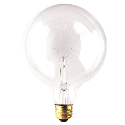 25W 125-Volt (2540K) Incandescent Light Bulb (Set of 8) by Bulbrite Industries