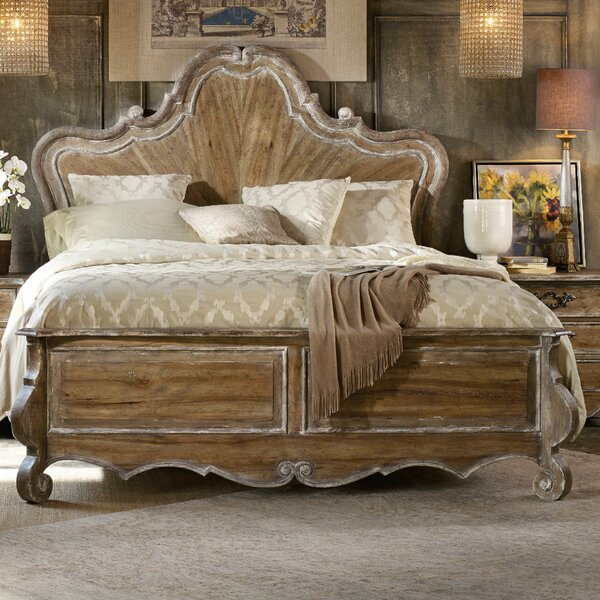 Chatelet Standard Bed by Hooker Furniture