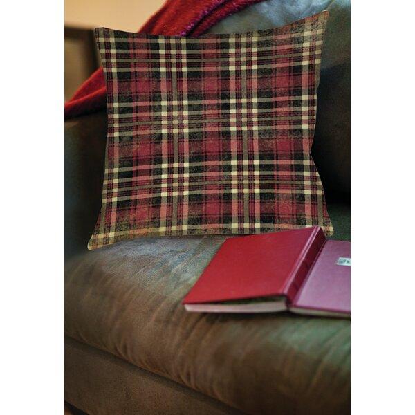 Addington Printed Throw Pillow by Loon Peak