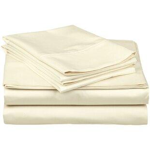 Deals Surratt 500 Thread Count 100% Cotton Sheet Set ByAlcott Hill