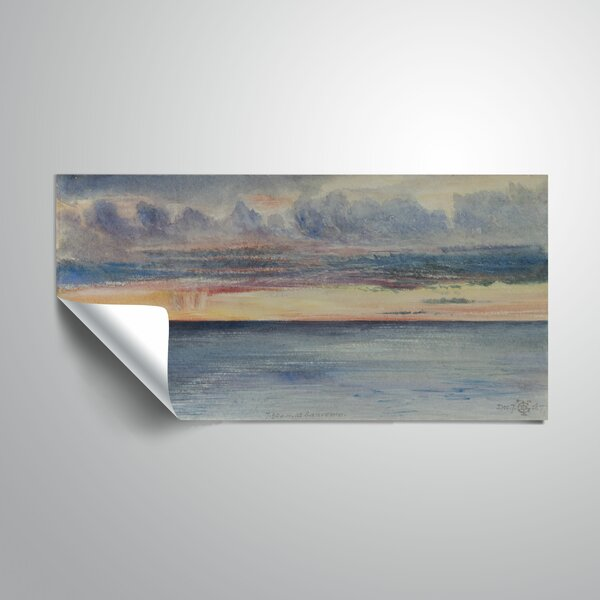 San Remo Sunrise Wall Decal by ArtWall
