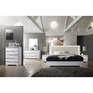 Fenner Platform Configurable Bedroom Set by Latitude Run
