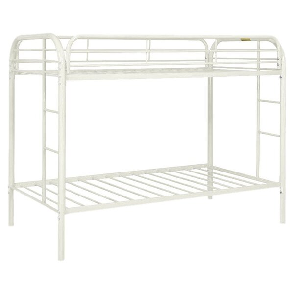 Fields Twin over Twin Bunk Bed by Wildon Home ®