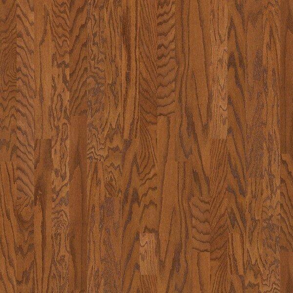 Lakeland 3-1/2 Engineered Red Oak Hardwood Flooring in Laurel by Shaw Floors