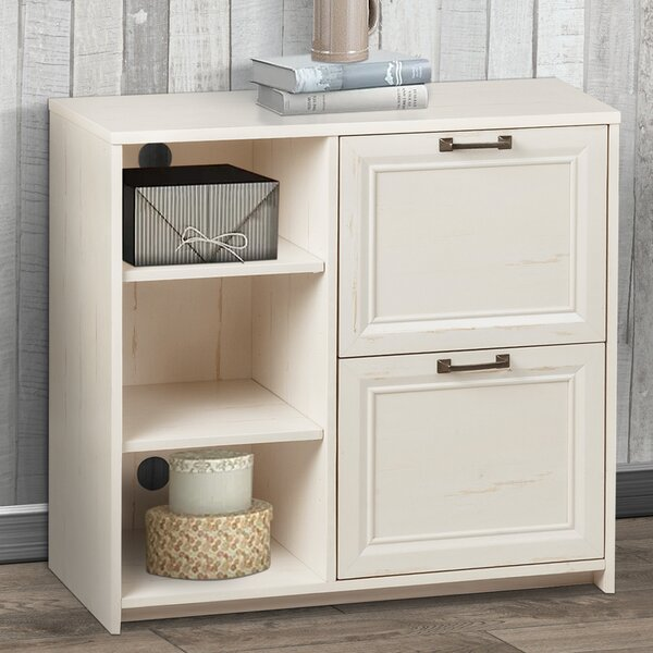 Oliwia 2-Drawer Lateral Filing Cabinet