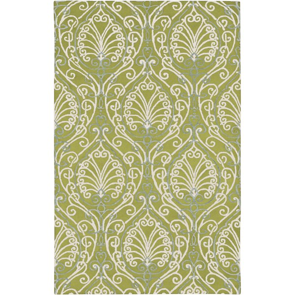 Modern Classics Chartreuse Area Rug by Candice Olson Rugs