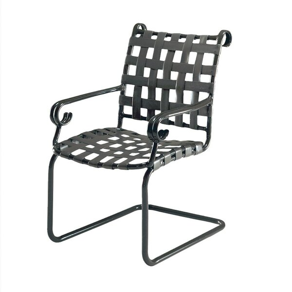 Ramsgate Patio Dining Chair By Woodard