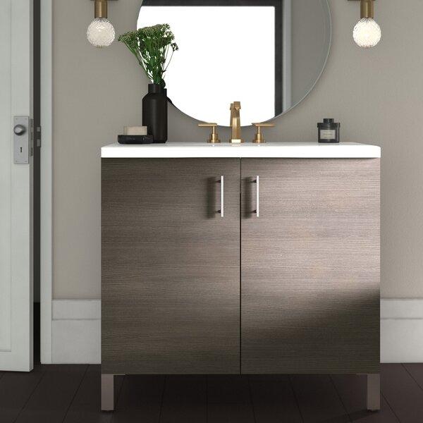 Elbridge 36 Single Bathroom Vanity Set