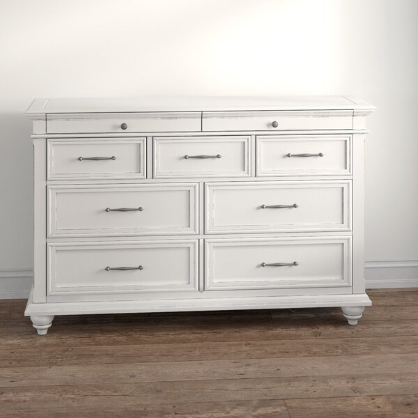 Conard 9 Drawer Double Dresser By Ophelia & Co.