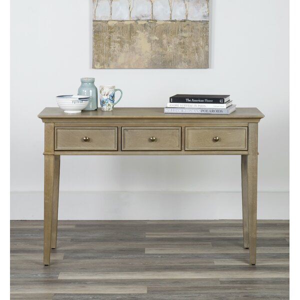 Harbaugh Console Table By Highland Dunes