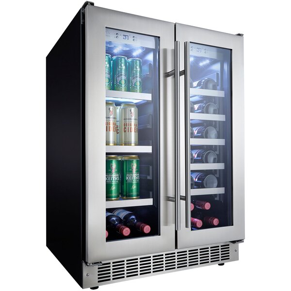 Silhouette 23.8-inch 4.7 cu. ft. Undercounter Beverage Center by Danby