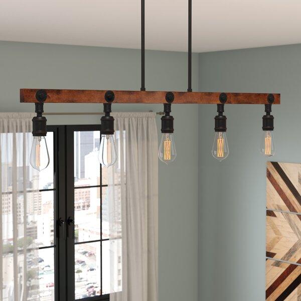 Davidson 5-Light Kitchen Island Pendant by Trent Austin Design
