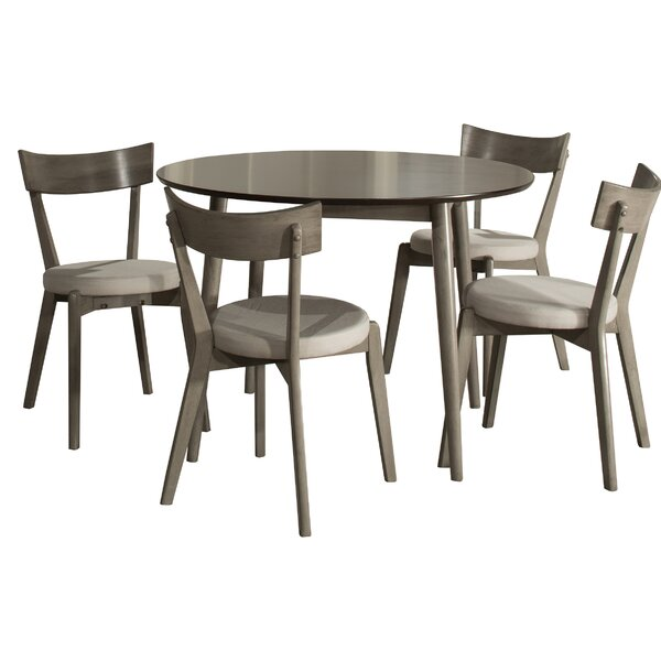 Bober 5 Piece Dining Set by Ivy Bronx