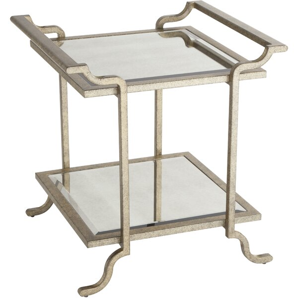 Brooks Bay End Table by Willa Arlo Interiors