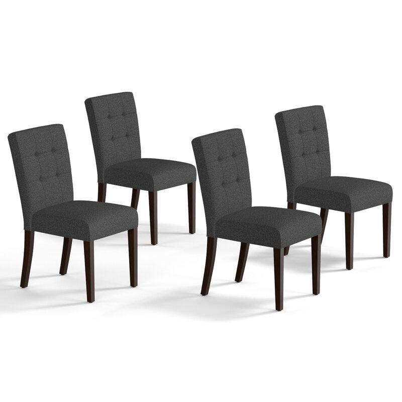 Brayden Studio Isidora Side Chair & Reviews   Wayfair