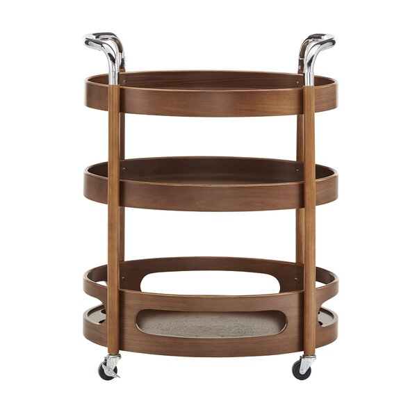 Druid Bar Cart By Brayden Studio