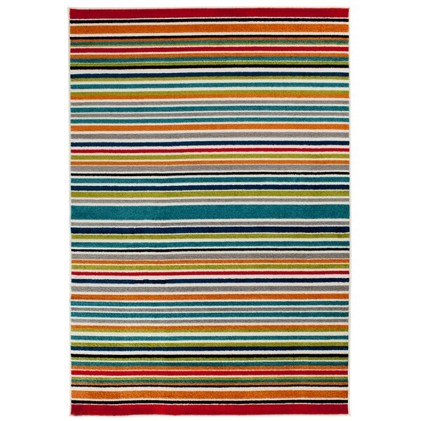 Strathaven Turquoise Area Rug by Bay Isle Home