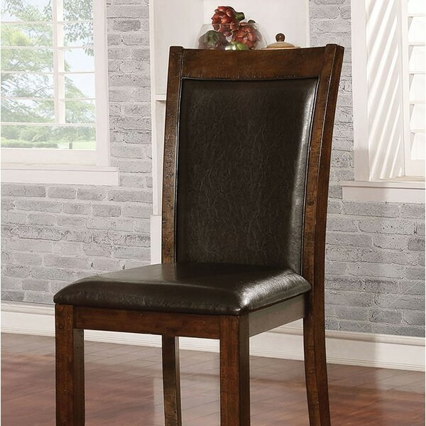 Lorenza Upholstered Dining Chair (Set of 2) by Canora Grey