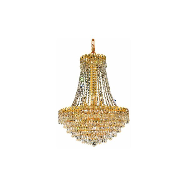Zoila 8 - Light Unique / Statement Empire Chandelier By House Of Hampton