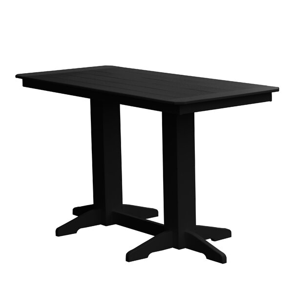 Newport Plastic/Resin Bar Table by Radionic Hi Tech