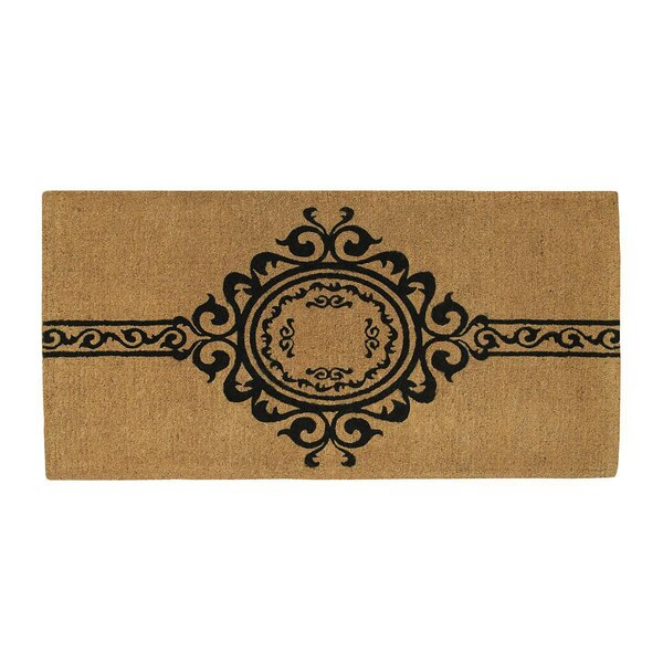 Kristian Garbo Doormat by Winston Porter