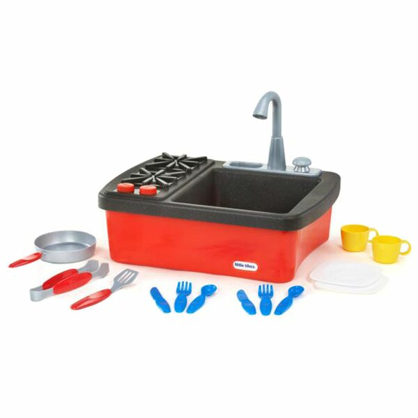 Splish Splash 13 Piece Kitchen Set by Little Tikes