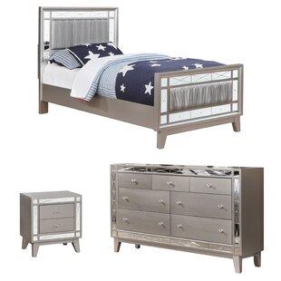 Jantzen Panel Configurable Bedroom Set ByMercer41