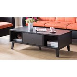 Barandiaran Coffee Table with Storage by Wrought Studio™
