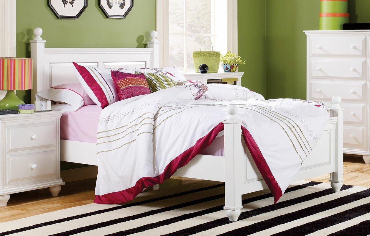 Lang Furniture Madison Panel Configurable Bedroom Set & Reviews ...