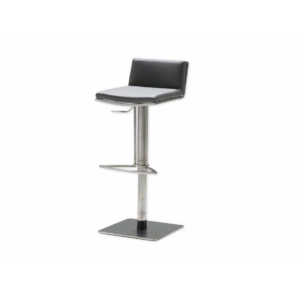 Bond Adjustable Height Swivel Bar Stool by Mobital