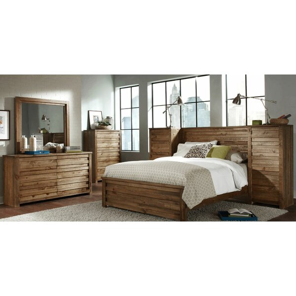 Georgio Standard Configurable Bedroom Set by World Menagerie