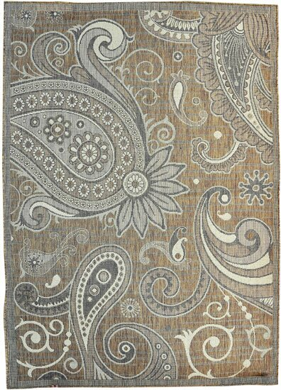 Buckingham Brown Area Rug by Charlton Home