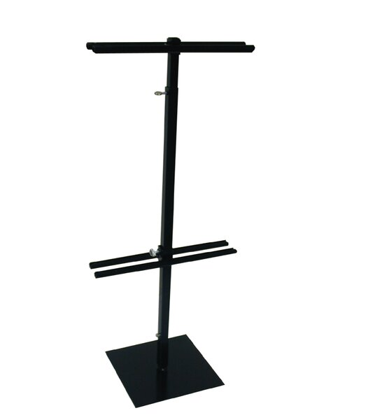 24 - 45 Vertical Adjustable Double-Sided Counter Stand by Pinquist Tool & Die