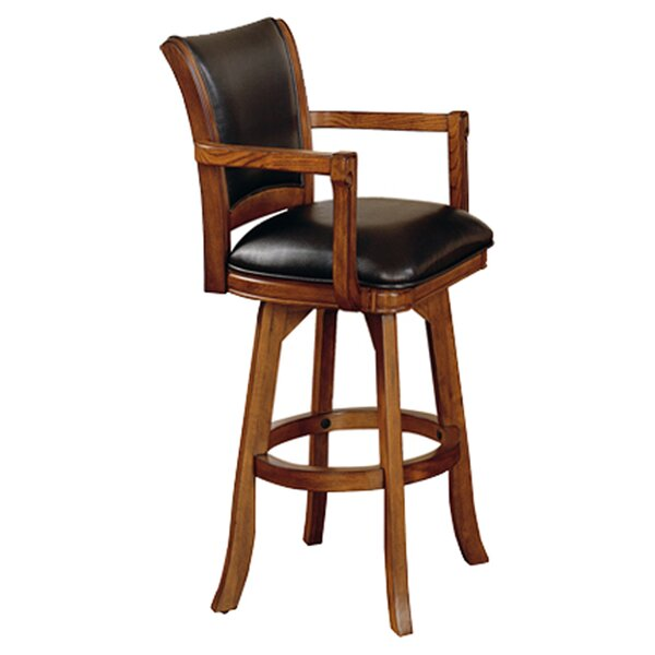 Coello 30 Swivel Bar Stool by Darby Home Co