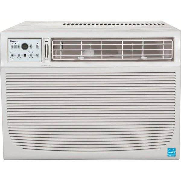 18,000 BTU Window Air Conditioner with Remote by Impecca USA
