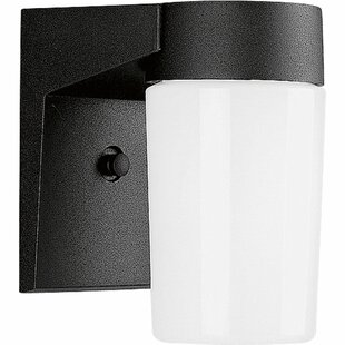 Check Prices Mcneil 1-Light Outdoor Sconce By Latitude Run