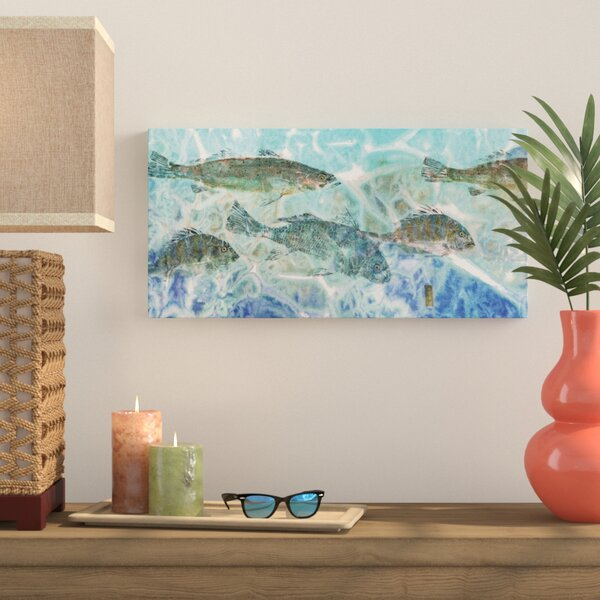 Inside Flats Wall Art on Wrapped Canvas by Bay Isle Home