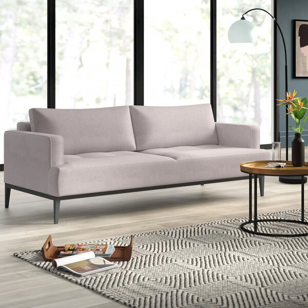 Malchow Sofa Bed by Mercury Row