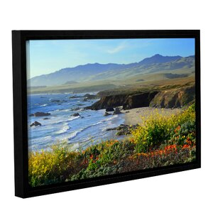 Nature's Landscape Framed Photographic Print by Latitude Run