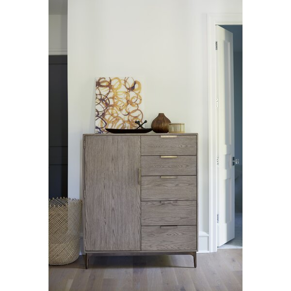 Ladson 5 Drawer Chest by Union Rustic